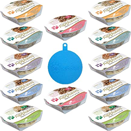Applaws Peel and Serve Cat Food in Broth 6 Flavor Variety Bundle (2.12 Ounces Each