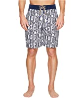 Robert Graham - Tongva Park Woven Swim Trunk