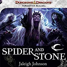 Spider and Stone: A Forgotten Realms Novel