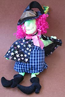 TY Beanie Babies Scary the Witch Plush Toy Stuffed Animal