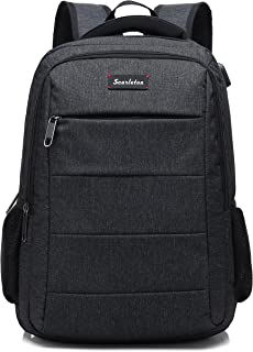 Scarleton Laptop Backpack with USB Charging Port H2036