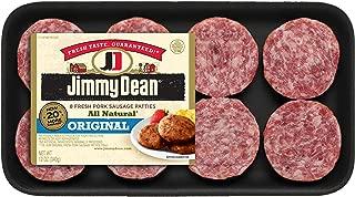 Jimmy Dean, Premium Original Pork Sausage Patties, 12 oz