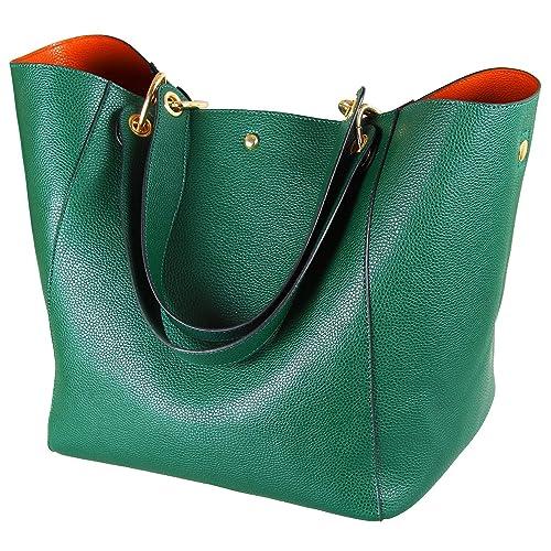 657abd4a53f3 SQLP Fashion Women s Leather Handbags ladies Waterproof Shoulder Bag Tote  Bags