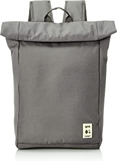 Eco Roll Backpack (Grey)