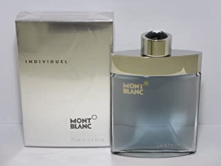Individuelle by Mont Blanc for Men - eau de Toilette, 75 ml