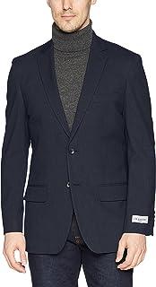 Haggar Men's J.m Premium Stria Tailored Fit Suit Separate...