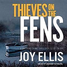 Thieves on the Fens: DI Nikki Galena Series, Book 8