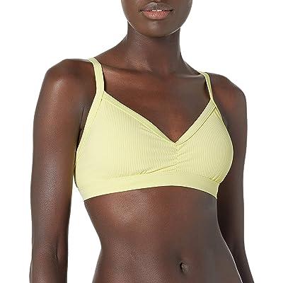 Body Glove Drew D, Dd, E, F Cup Bikini Top Swimsuit With Adjustable Tie Back