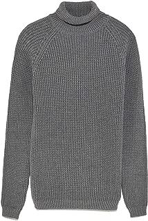 Zara Men Purl Knit Turtleneck Sweater 3597/400