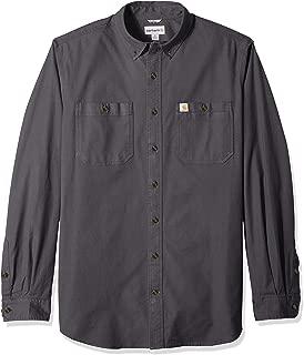 Men's Rugged Flex Rigby Long Sleeve Work Shirt (Regular and Big & Tall Sizes)