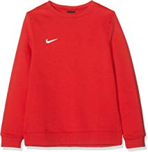 Nike Y CRW FLC TM Club19 Sweatshirt, Unisex niños