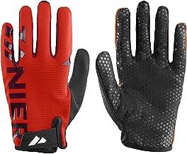 Zanier Unisex – volwassenen 85020-6620-8,5 handschoenen, rood, zwart, 8.5