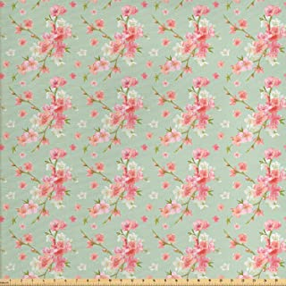 mint upholstery fabric