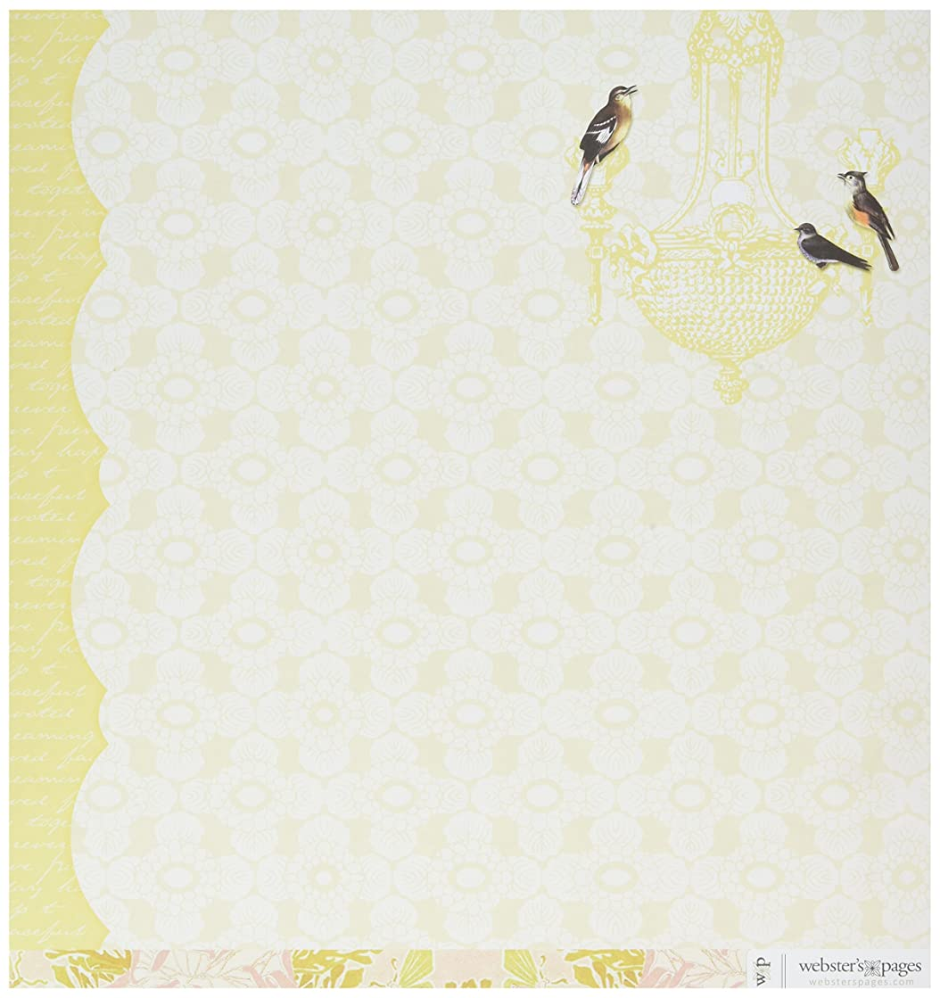 Webster's Pages Modern Romance Double-Sided Cardstock 12