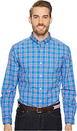 Vineyard Vines - Chandler Pond Plaid Classic Tucker Shirt