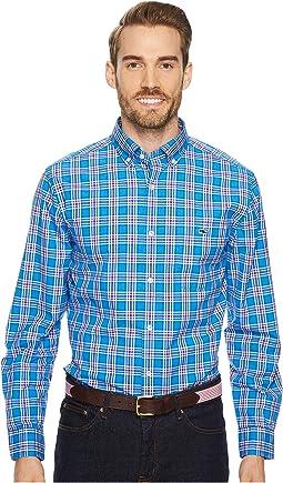 Vineyard Vines - Chandler Pond Plaid Classic Tucker Shirt