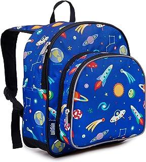 حقيبة ظهر Wildkin للرجال 30.48 سم لرعاية المنزل ورياض الأطفال تتناسق مع سجاجيد القيلولة وصناديق الغداء