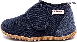Giesswein Walkwaren AG Strass-Slim Fit, Pantofole a Collo Basso Unisex-Bambini