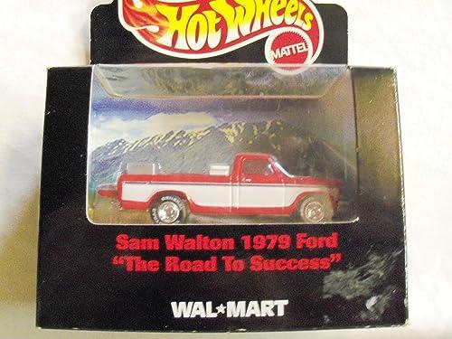 1999 Hot Wheels Sam Walton 1979 Ford   The Road To Success