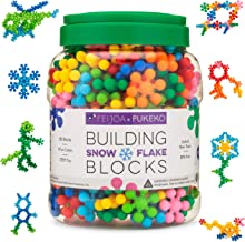 Building Blocks Set for Preschool, Toddlers and Kids of All Ages STEM Educational Toy