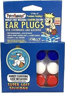 putty buddies floating earplugs
