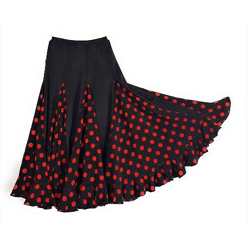1d9660059 Faldas Flamencas: Amazon.es