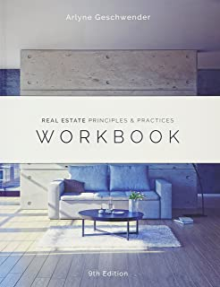 Real Estate Principles and Practices (Workbook)