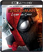 Spider-Man (Lejos de Casa 4K) [Blu-ray]