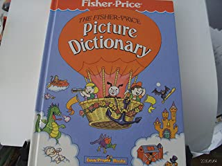 The Fisher-Price picture dictionary (Little people books)