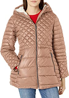 Women's Insulated Parka Jacket