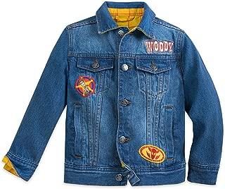 Disney Sheriff Woody Denim Jacket for Boys
