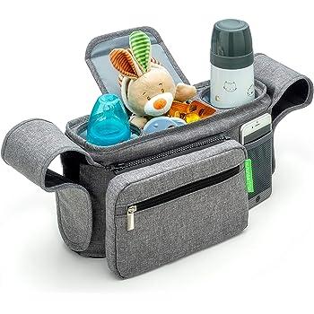 NEW Bugaboo Cameleon Baby Stroller Cup holder organizer Keys Cell Gift Diaper