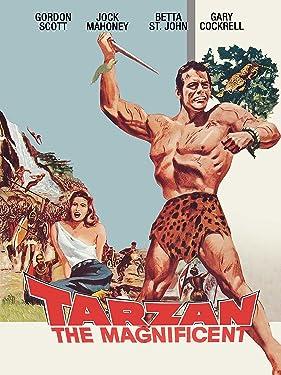 Tarzan the Magnificent (1960)