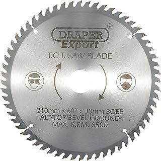 Draper Expert 09478 210 x 30 mm 60-Tooth TCT Saw Blade