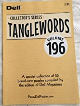 Dell Selected Puzzles Tanglewords *Volume 196* Collector's Series