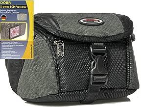 Photo Camera Waist Bag Waist Pack With LCD Protector for Sony Cybershot DSC-HX50  DSC-HX60  HX90  DSC-RX100  HX400