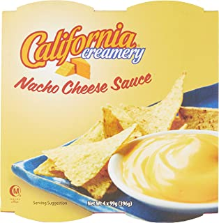 California Creamery Nacho Cheese Sauce, 4 x 3.5oz