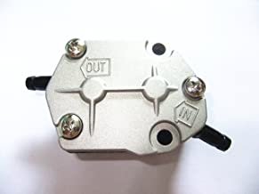 SouthMarine Boat Engine Fuel Pump Assy 6A0-24410-00 663-24410-00 692-24410-00 for Yamaha 2-Stroke 25HP 30HP 40HP 50HP 55HP 60HP 75HP 90HP Outboard Motor