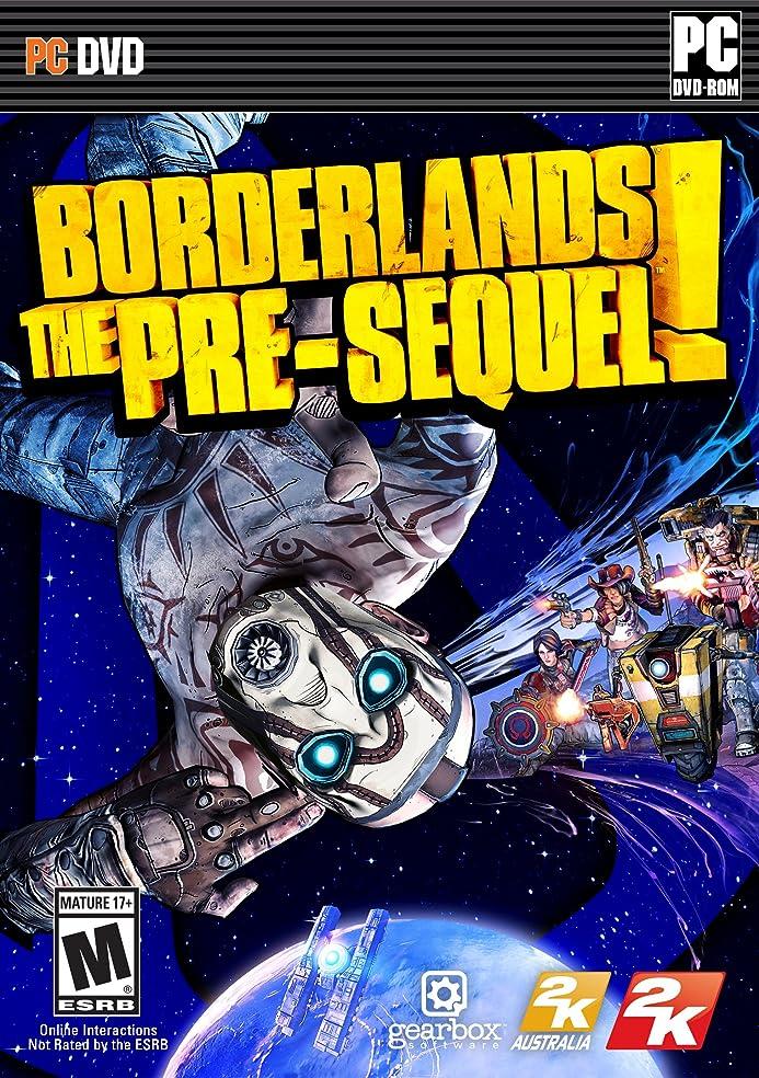 霊時計回りラベルBorderlands: The Pre-Sequel(輸入版:北米)