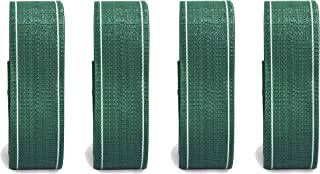 Frost King 2-1/4 x 39 PW39G Polypropylene Lawn Furniture Re-Webbing, 2-1/4in Wide x 39ft Long, Green, Sold as 4 Pack
