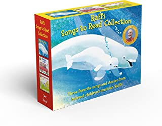 Raffi Songs to Read Boxed Set