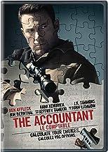 The Accountant (DVD + UV Digital Copy) (Bilingual)
