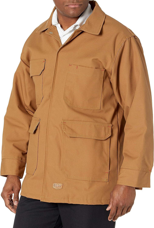 Red Kap Men's Blended Duck Chore Coat