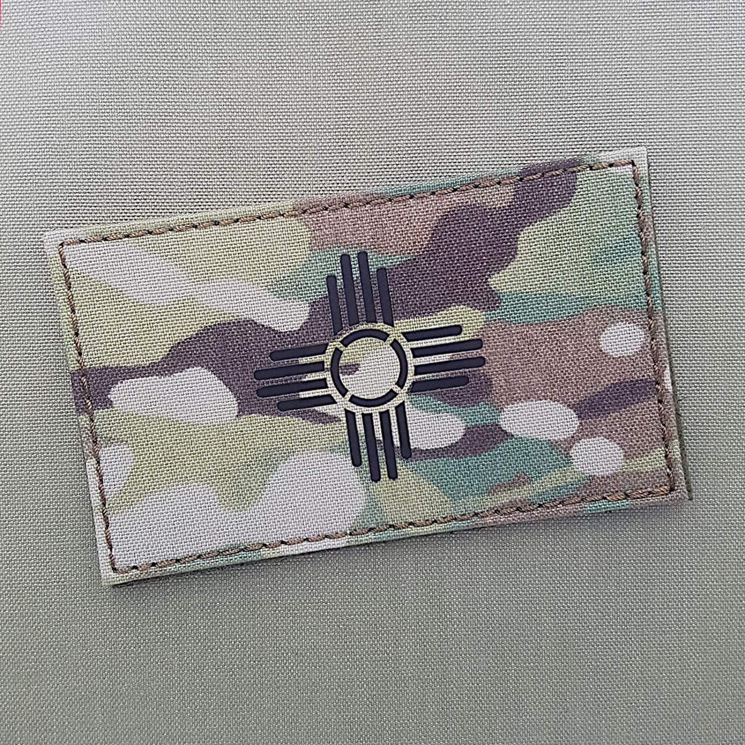 Tactical Freaky IR Under Our shop most popular blast sales Jumbo 3x5 New NM State Mexico OCP Multicam Fl