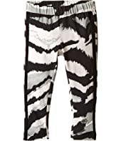 Roberto Cavalli Kids - Tiger Stripe Print Leggings (Toddler/Little Kids)