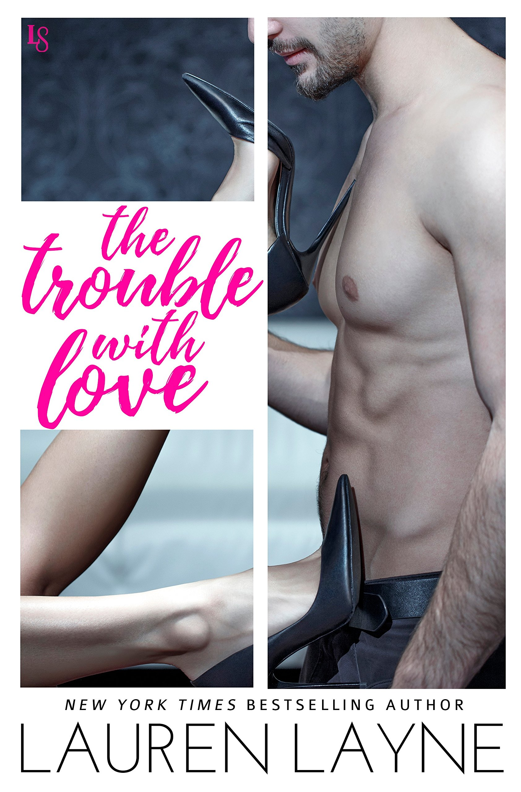 Trouble Love Stiletto Novel Book ebook