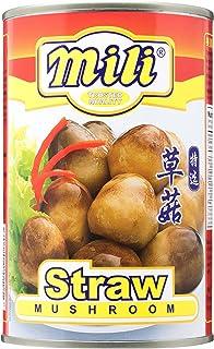 MILI Straw Mushrooms, 425g