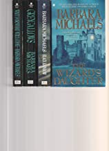 Barbara Michaels - Silhouettes of Suspense - Box Set. The Wizard's Daughter - Greygallows - Wait For What Will Come - Blac...