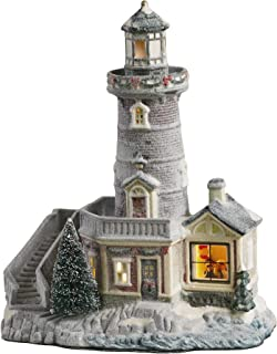 Best lighthouse for christmas village Reviews