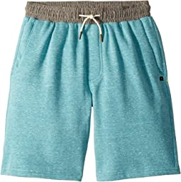 Sea Side Fleece Shorts (Big Kids)